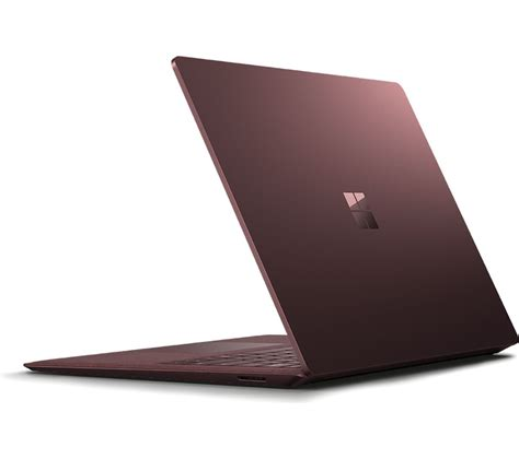surface laptop 2 256g microsoft surface laptop 2 13 5 quot intel 174 i5 256 gb ssd burgundy fast delivery currysie