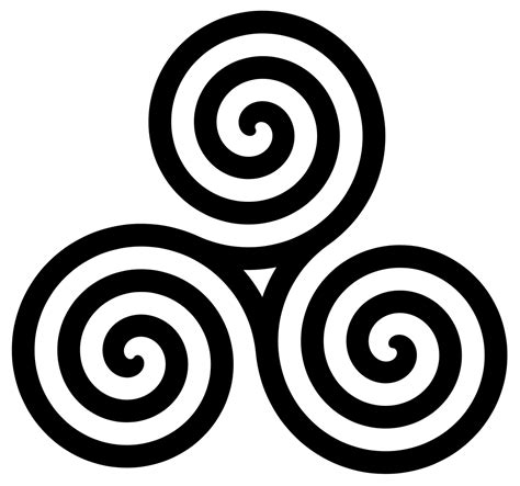 file triple spiral symbol filled svg wikimedia commons