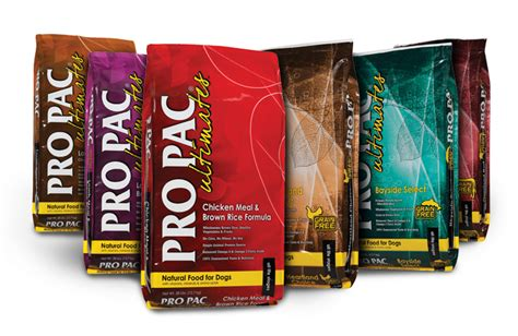pro pac puppy food pro pac 174 ultimates pet food