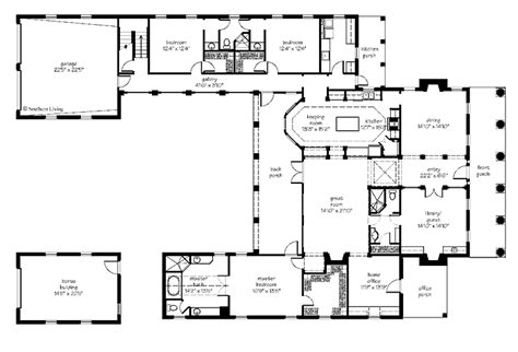 us homes floor plans courtyard home plan houses plans designs house plans