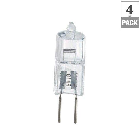 Lu Philips 35 Watt philips 50 watt halogen t4 12 volt gy6 35 capsule dimmable