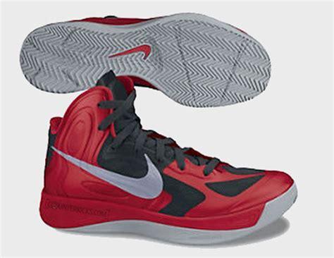 Sepatu Basket Nike Zoom Hyperfuse Nike Zoom Hyperfuse 2012 2012 Sneakernews