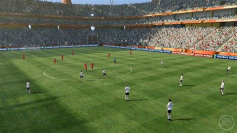 south africa fifa world cup 2010 game 2010 fifa world cup south africa review gamegrin
