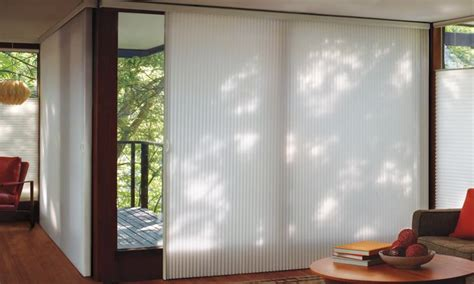 Window Treatments For Patio Sliding Glass Doors Hunter Window Covering For Patio Door