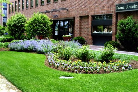 commercial landscape maintenance we take great pride in