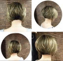 should thin hair wear stacked bob 35 very short hairstyles for women pretty designs