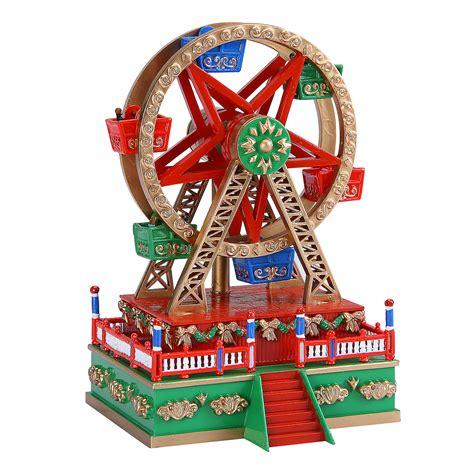 mr christmas mini ferris wheel musical gump s