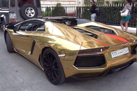 Lamborghini 6 Million by 6 3 Million Lamborghini Aventador Rolls Up In