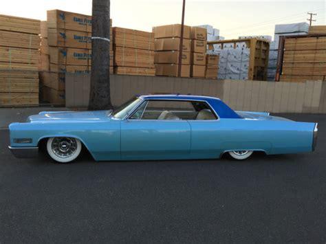 Bagged Cadillac 1966 Cadillac Kustom Bagged Flaked No Reserve