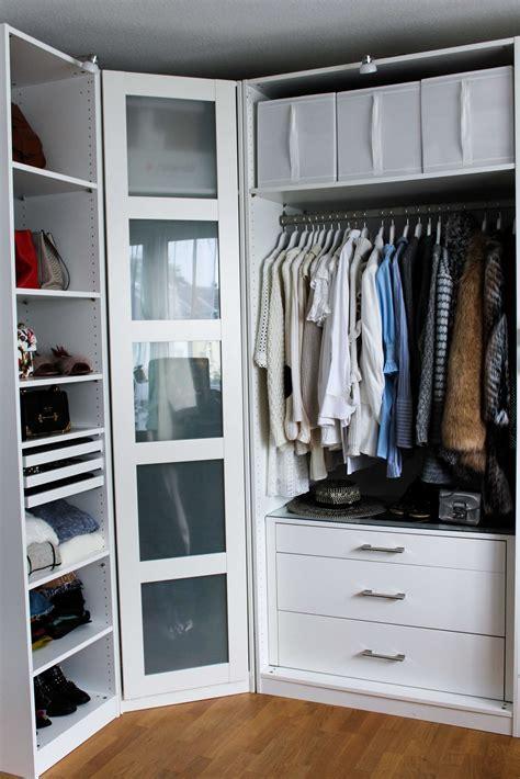 kleiderschrank organisieren mein ankleidezimmer tipps f 252 r den pax kleiderschrank