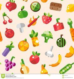 google images vegetables border patterns fruit google search design pinterest