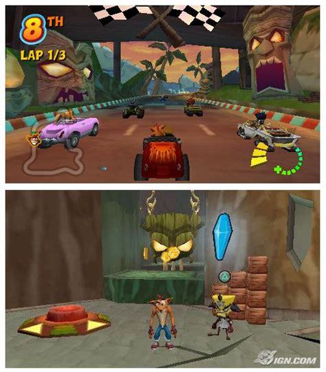 game crash bandicoot game ppsspp genre balap