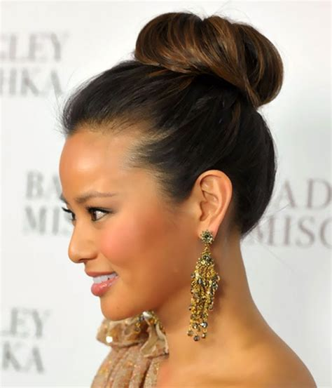 beautiful hairstyle buns hairstyles for