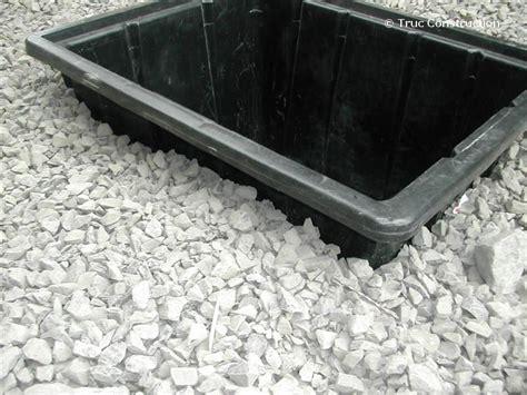 drain plancher garage dalle de b 233 ton du garage