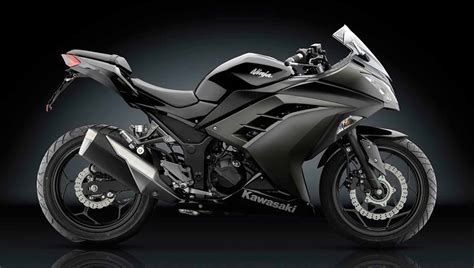 Ninja Motorrad Ps by Motorrad News Rizoma F 252 R Kawasaki Ninja 300 1000ps De