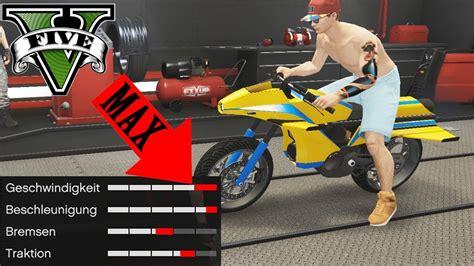 Motorrad Tuning Gta 5 by Maximal Tunen Neues Raketen Flug Motorrad Gta 5 Gun