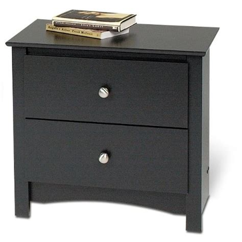 cheap nightstand with drawers black friday 2 drawer night stand black 23 1 4 sale