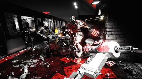 Killing Floor Ports by Killing Floor 2 On Ps4 Is Not Some After Thought Port