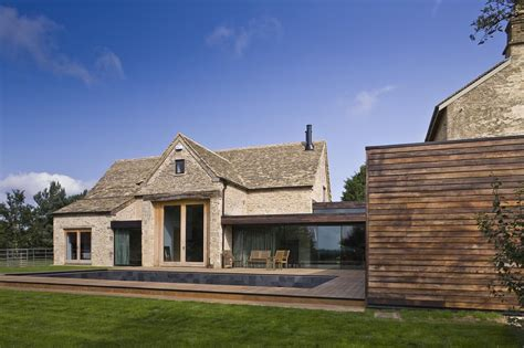Contempory Home by Furzey Hall Farm Oxfordshire Ms Building And Renovation