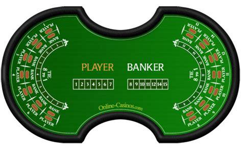 player banker baccarat drawing palm club de