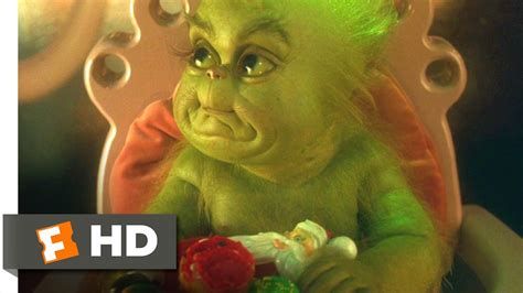how the grinch stole christmas 2 9 movie clip baby