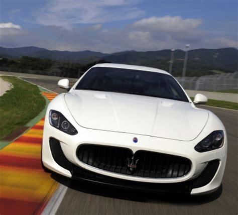 Gran Turismo 1 Schnellstes Auto by Maserati Granturismo Mc Stradale Strahlend Wei 223 Und