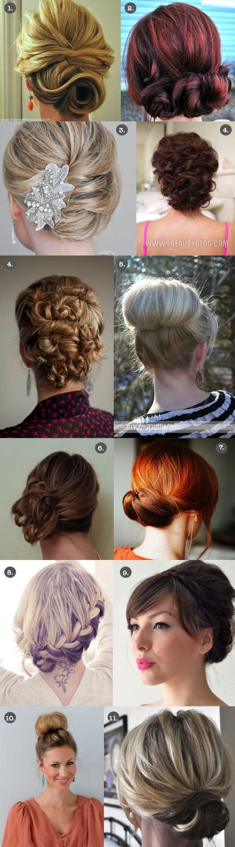 easy do it yourself prom hairstyles