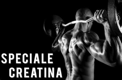 creatina o aminoacidi creatina