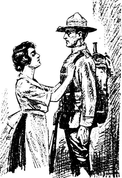 Man And Wife - War Clip Art at Clker.com - vector clip art