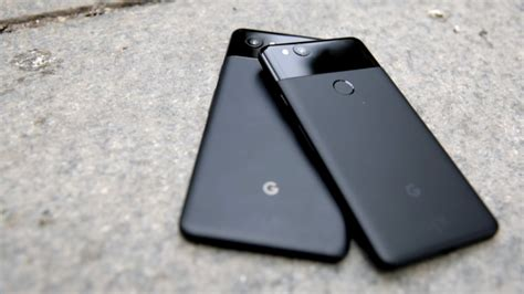 google pixel 2 and pixel 2 xl hands on act two looks great hands on with google s pixel 2 smartphone video technology