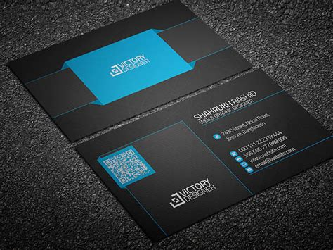 Ios Business Card Template by 20 Fresh Web Ui Elements Free