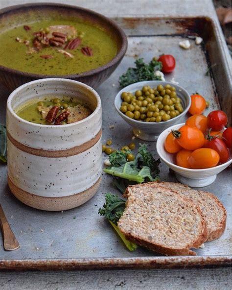 10 Day Detox Cauliflower Soup by Foodbymaria Creates A Detox Kale Cauliflower Soup