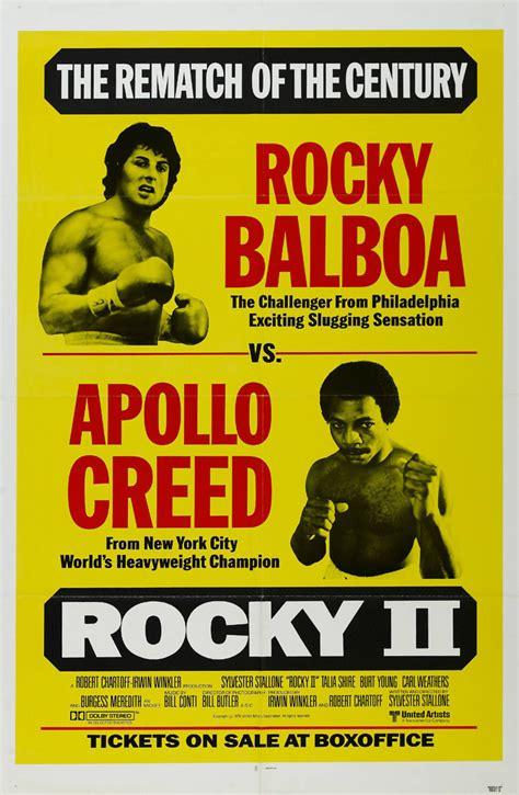 Rocky Ii 1979 Full Movie Rocky Ii Dvd Release Date