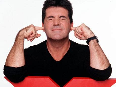 Simon Cowell Says No To And by Dr House Blues Taringa