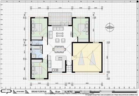 floor plan cad house plan sles exles of our pdf cad house floor
