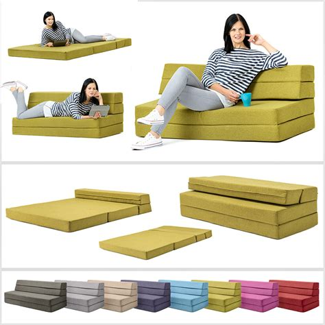 futon fold out bed amellia fold out foam guest z bed 2 seater folding futon