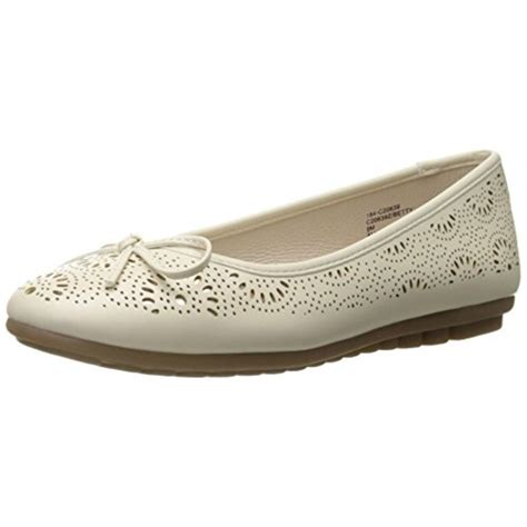 white mountain shoes flats cliffs by white mountain 4220 womens betty faux leather