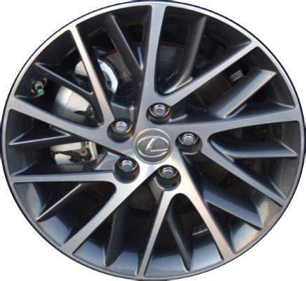 tire pressure monitoring 1993 lexus es electronic toll collection lexus es350 wheels rims wheel rim stock oem replacement