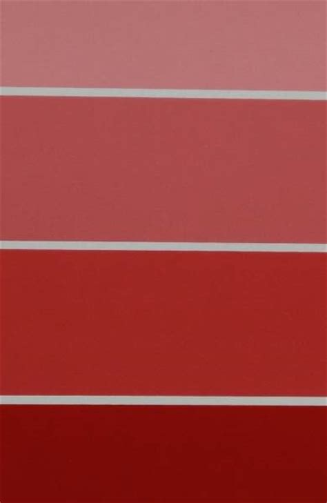 Shaeds Of Red by Painting A Room Red Different Shades Of Red Painting