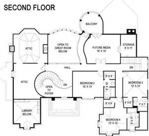 Luxury Castle Floor Plans Luxury European Castle House Plan Second Floor I Love The