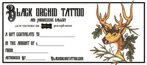black orchid tattoo savannah ga news black orchid
