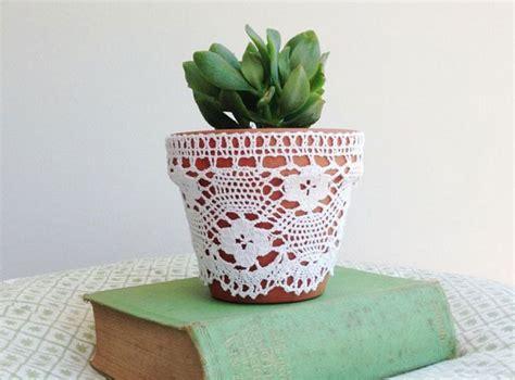how to decorate a pot at home 13 طريقة مبتكرة لتزيين quot قصارى الزرع quot quot من حق النبات يتدلع