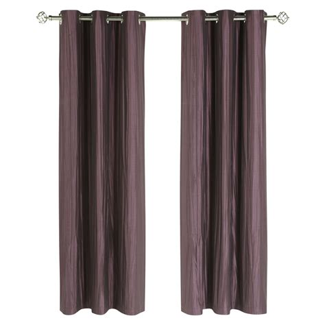 amethyst curtains iliv elements amethyst ripple eyelet curtains