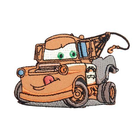 pixar l for sale disney cars iron on applique tow mater discount designer