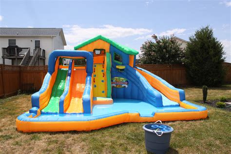 backyard water slides for adults backyard theme outdoor ideas for