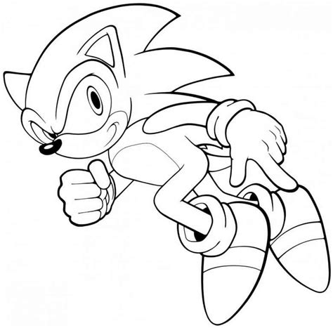 mario and sonic coloring pages coloring home
