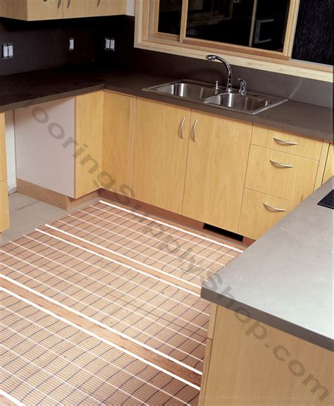 Suntouch Heat Mat by Radiant Floor Heating Mat Kits 10 Sq Flooring Heating