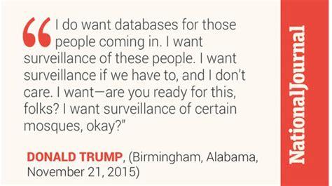 donald trump s most controversial quotes the atlantic