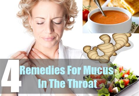 throat mucus lung mucus treating mucus home