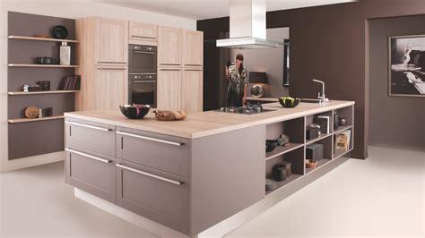 s駱arer la cuisine du salon cuisine 233 quip 233 e scandinave avec 238 lot trend cube bois
